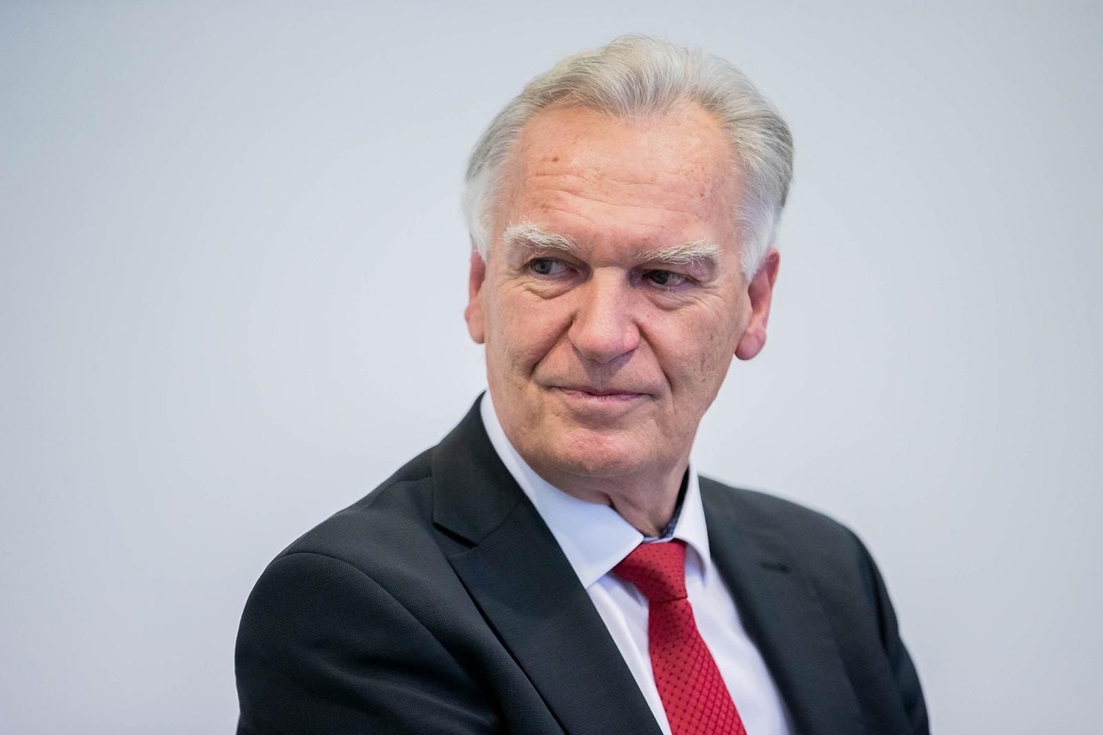 Der Bundesvorsitzende des Weissen Rings, Jörg Ziercke