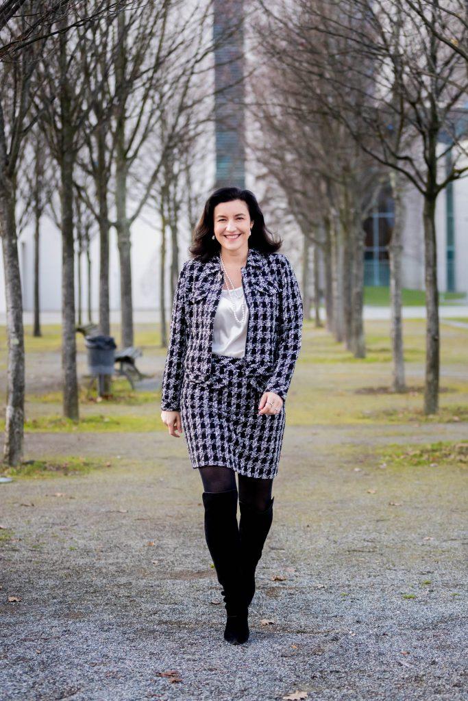 Die Gewalt gegenüber Politikerin und Politikerinnen hat zugenommen: Staatsministerin Dorothee Bär. Foto: Christoph Soeder