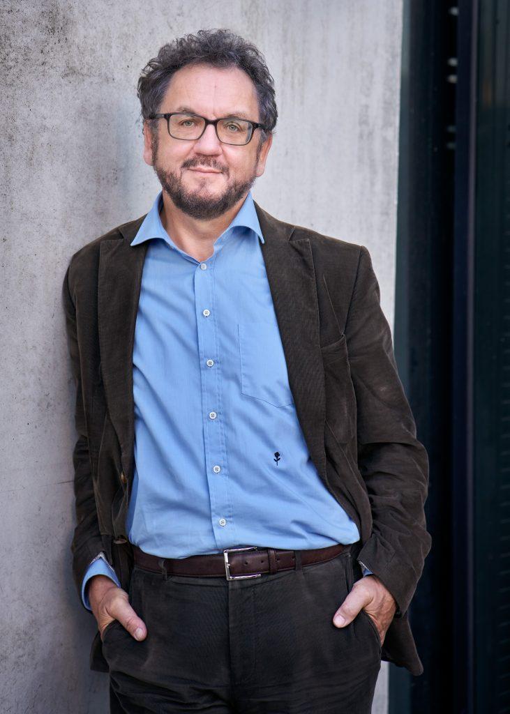 Heribert Prantl, deutscher Journalist, Jurist und Autor. Foto: Jürgen Bauer