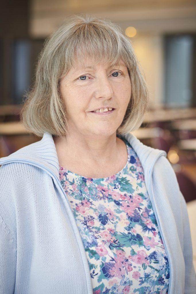 Ursula Bunjes, Foto: Foto- und Bilderwerk Sven Seebergen