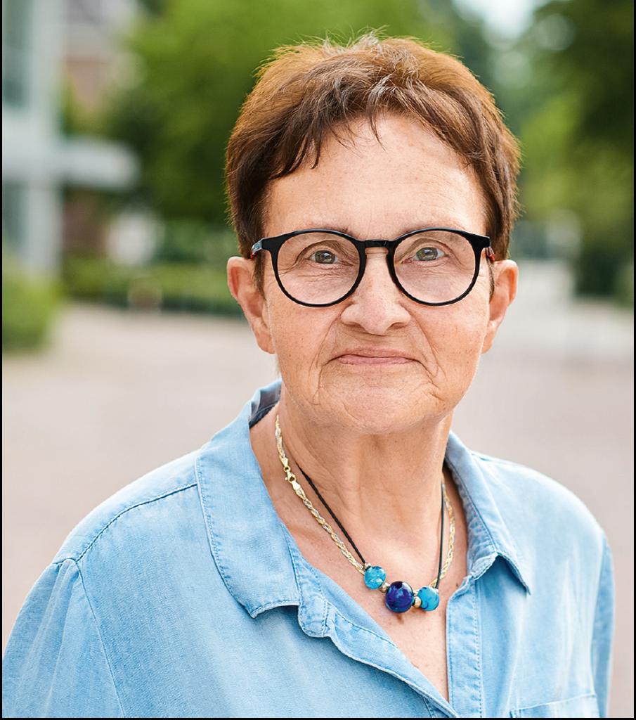 Barbara Wienberg-Hoyer, Foto: Foto- und Bilderwerk Sven Seebergen